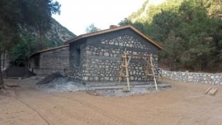 Tuncelide alternatif kamping alanı kuruluyor