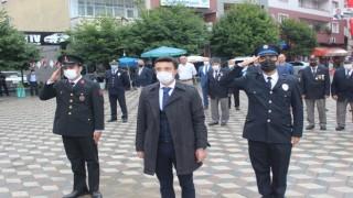 Türkelide Gaziler Günü töreni