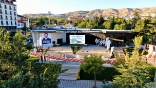 Türkiyenin en genç Belediye Başkanı Şerifoğulları, şehre değer katan projelerine yenisini ekledi