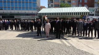 Uşakta 19 Eylül Gazile Günü törenle kutlandı