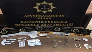 Uyuşturucu operasyonunda gözaltına alının 6 kişiden 4ü tutuklandı