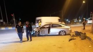 Vanda 3 ayrı trafik kazası: 24 yaralı