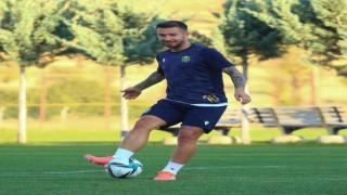 Yeni Malatyaspor, Fatih Karagümrük maçı hazırlıklarını sürdürüyor