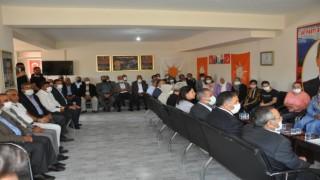 Yerel Yönetimler Başkan Yardımcısı Yaman Bulanıkta