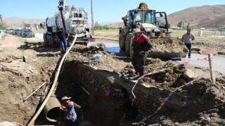 Yüksekovada artık sular kesintisiz akacak