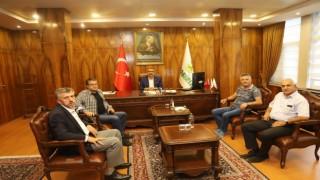 Ziraat Mühendisleri Trabzon Şubesinden FİSKOBİRLİKe destek
