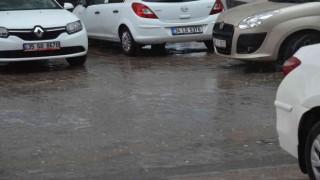 Didimde yağmur sevinci