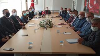 Kaymakam Ertürkmen: Bağımlılıkla mücadelede STKlar da destek vermeli