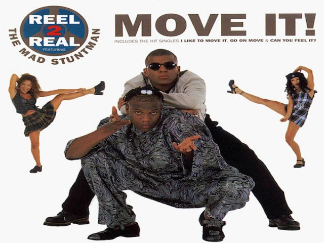 Reel 2 Real feat. I Like To Move It