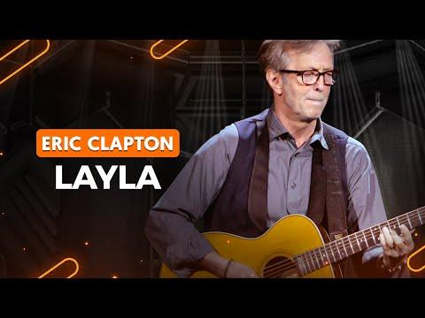 LAYLA - Eric Clapton | Como tocar no violão